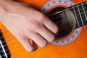 gitaarlessen voor beginners